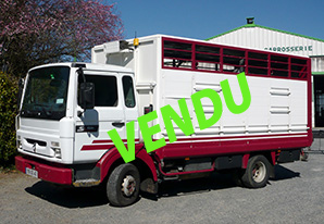 occasion camion b taill re iveco 10 tonnes. Black Bedroom Furniture Sets. Home Design Ideas